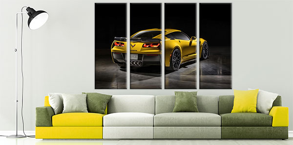 slike na kanvas platnu automobili stampa slika na platnu