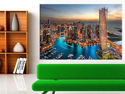 slike na platnu gradovi 40