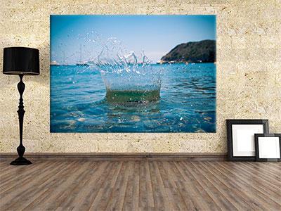 slike na kanvas platnu priroda more