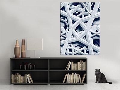 slike na platnu apstraktne