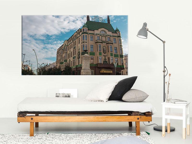 slike na platnu Beograd