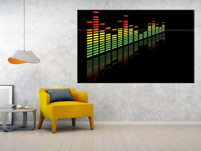 slike na platnu muzicke