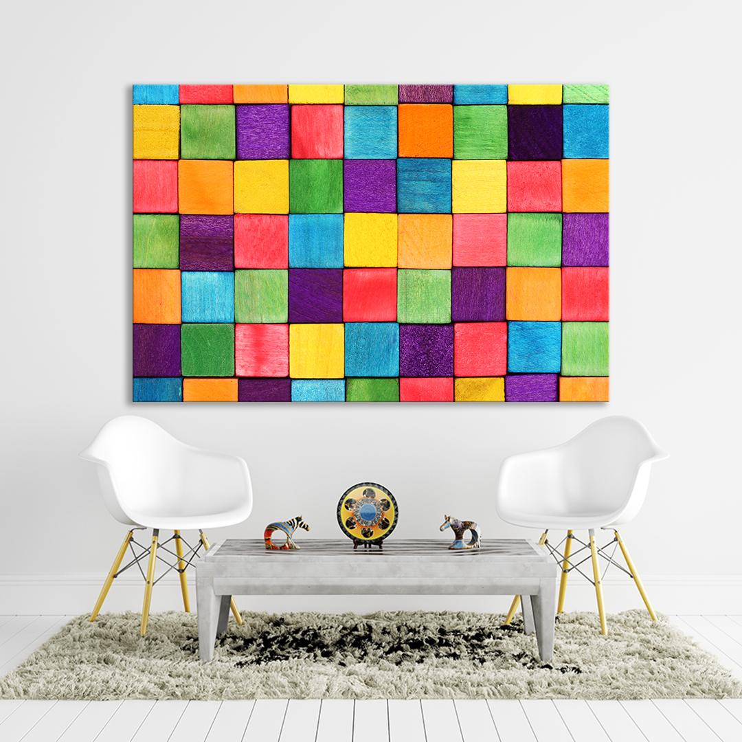 stampa slike na kanvas platnu apstraktne