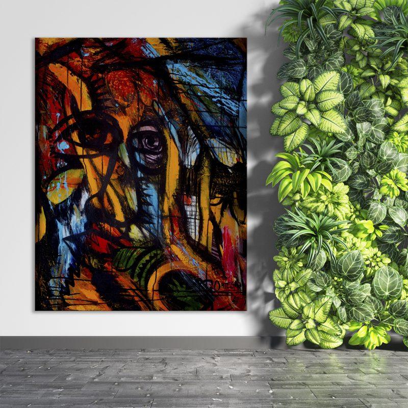 umetnicka dela slike na platnu
