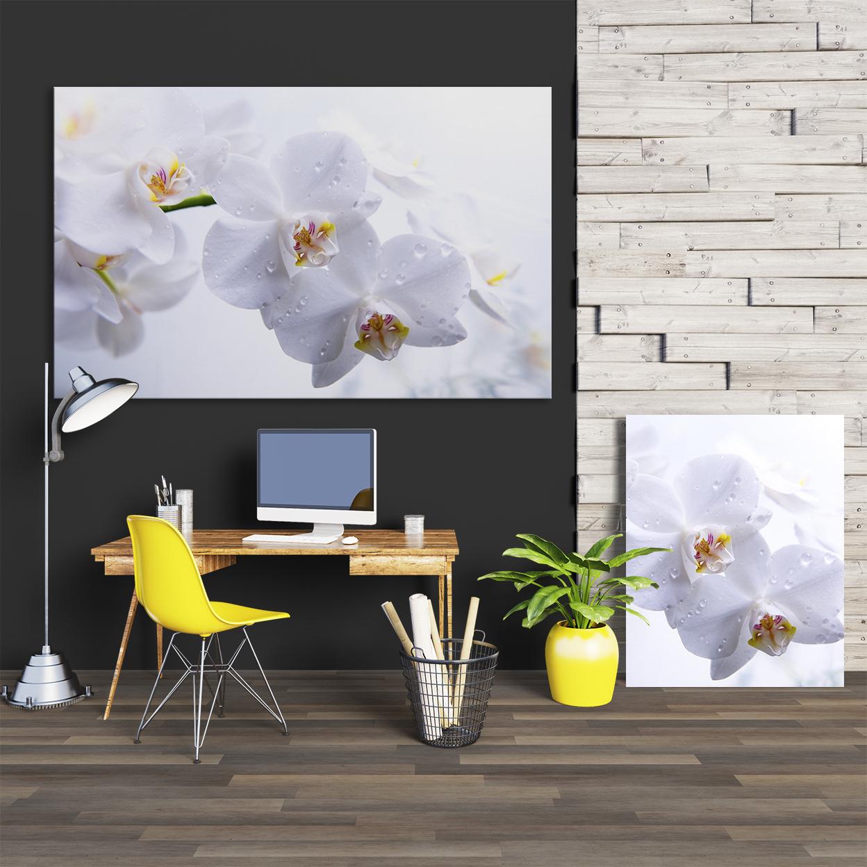 slika na platnu cvece